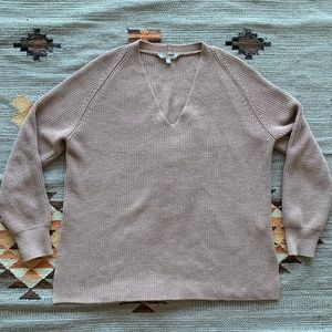 Women's Mauve Athleta Switchback Pullover Sweater